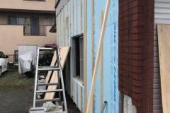 サイディング壁の断熱リフォーム 03
