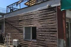 サイディング壁の断熱リフォーム 10